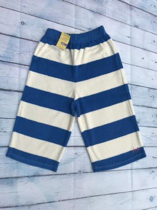 Joules BRAND NEW WITH TAG towelling long shorts age 8 (fits age 7-8)